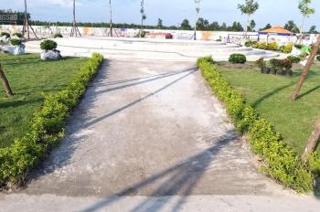 Bán đất mặt tiền đường, khu dân cư nằm liền kề trung tâm hành chính Bàu Bàng, Bình Dương
