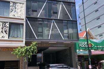 Cho thuê tòa nhà Điện Biên Phủ, Q10, DT 8.3x24m, 6 tầng thang máy Giá 185 triệu/tháng