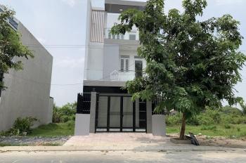 Địa ốc Nhà Xinh SG mở bán nhà phố KĐT Bình Chánh - Đinh Đức Thiện 1 trệt 2 lầu 83m2 SHR giá 1,2 tỷ