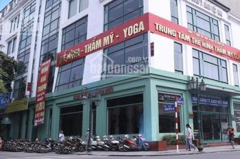 Cho thuê tầng 2 tòa Savina 44 Tràng Tiền 231m2, mặt tiền 15m, thông sàn, LH: Phong 0974433383.