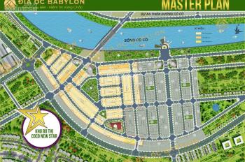 Chính thức nhận đặt chỗ dự án nằm cạnh sông cổ cò với mức giá chỉ 16 tr/m2. LH: 0931.962.768