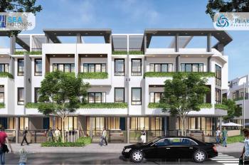 Nhà phố ven sông trung tâm thị trấn Bến Lức, bán giai đoạn 1 cho khách đầu tư, mở bán tháng 11/2019