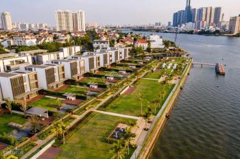 Bán biệt thự Holm Villas Thảo Điền, góc hai mặt tiền view trực diện sông vip top 1 dự án