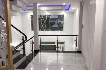 Cho thuê gấp nhà 3 tấm mới đẹp đường Tân Quý, Phường Tân Quý, LK Quận Tân Bình