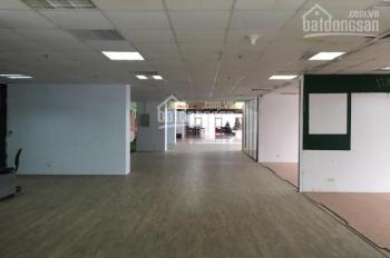 Cho thuê sàn thương mại tầng 1 đế chung cư phố Xuân La - Tây Hồ, 315m2, giá chỉ 109 tr/th, cực đẹp