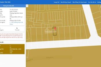 Bán nhà trọ Đường 16, Phường Hiệp Bình Chánh, SHR 72.8m2, thu nhập 8 tr/th, giá 3.9 tỷ