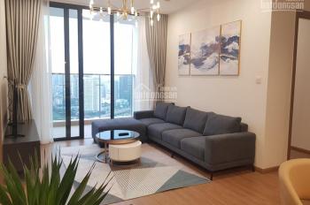 Cho thuê căn góc tầng 25, tòa S2, 3 phòng ngủ, đủ nội thất tại dự án Vinhomes Skylake. 0932438182