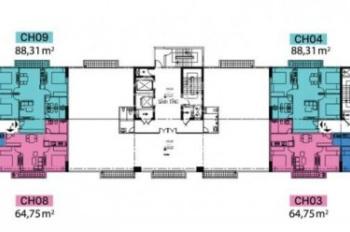 Tổng hợp các căn còn lại dt 61 - 64 - 81 - 88 - 120m2 DA C1 Thành công - Ba Đình, 0965.444.528