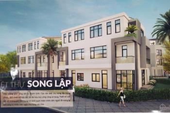 Bán nhà phố Lan Viên Villa, bán nhanh loạt căn đẹp nhất 255m2 - 280m2, LH 0373980595