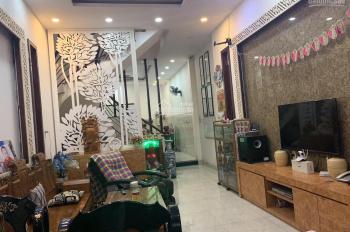 Bán nhà mới hẻm 8m Gò Dầu 4x17.5m, 3 tấm ngay ngã tư Tân Sơn Nhì. Giá chỉ 7 tỷ TL