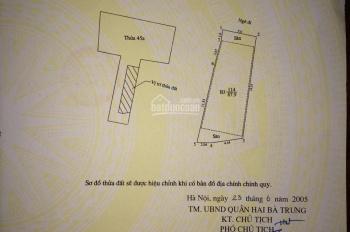 Bán nhà 3 tầng, ngõ 325 Kim Ngưu, phường Thanh Lương, Hai Bà Trưng, Hà Nội, LH: 0904 765 839