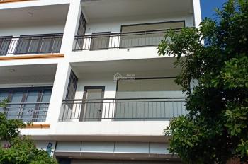 Cho thuê nhà Vườn Đào, Lạc Long Quân, 5 tầng x 75m2, nhà đẹp 2 mặt thoáng