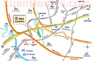 Bán đất khu dân cư An Sương, đường 30m, P. Tân Hưng Thuận, Q. 12, LH 0909299007