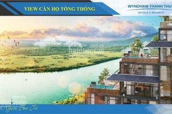 Căn hộ nghỉ dưỡng ven đô 5* tắm khoáng nóng Wyndham Thanh Thủy được nhiều khách hàng ưu chuộng