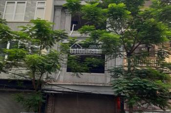Cho thuê tòa nhà mặt phố Khương Đình, DT 110m2/sàn