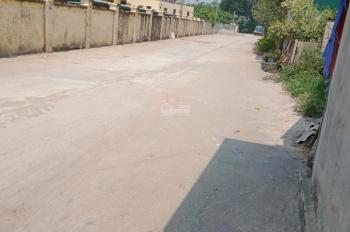Bán đất thổ cư Thanh Thùy Thanh Oai, DT 120m2, MT 6m, đất lô góc 2 mặt tiền, giá 20tr/m2, có TL