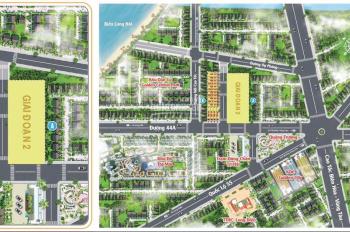 Techcombank cần thanh lí gấp 15 lô đất ngay Trung tâm hành chính Long Điền. Giá 14,9tr/m2. sổ riêng