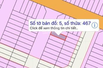 Bán miếng đất 820tr/110m2 xã Phước An dự án Eco Sun, cạnh đường 25C KCN Nhơn Trạch. LH: 0931100811