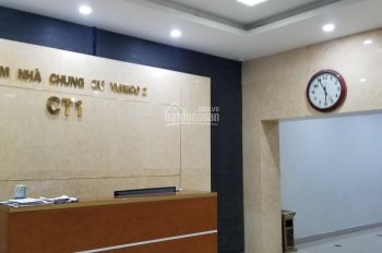 Chính chủ cho thuê CHCC 11.3 Vimeco số 1 Nguyễn Chánh DT 150m2, full đồ, giá 13,5tr/th, 0903083156