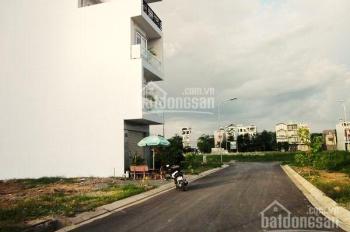Bán đất MT Phan Văn Bảy, Nhà Bè, gần KCN Long Hậu, SHR, 1,2 tỷ/nền, LH 0787746566