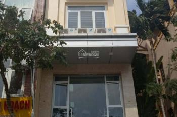 Cho thuê cả nhà mặt phố Mễ Trì Thượng DT 55m2 x 7 tầng, nhà mới, đẹp