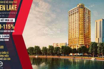 B7 Giảng Võ căn hộ khách sạn siêu sang dát vàng 24K, tỷ suất LN cho thuê lên tới 14%. LH 0936698080