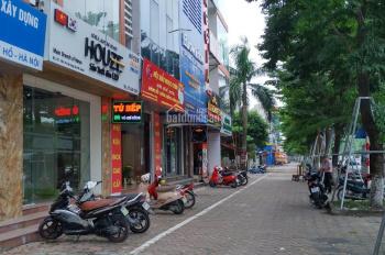 Cho thuê nhà mặt phố Võ Chí Công, cách ngã tư Bưởi 200m, 75m2 x 5 tầng, thông sàn, MT 5m, 40tr/th