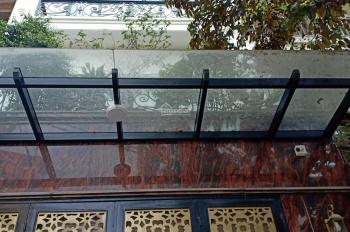 Cho thuê nhà mặt phố Võ Chí Công, Tây Hồ, 6T x 100m2, nhà mới, cầu thang máy, 40 tr/th