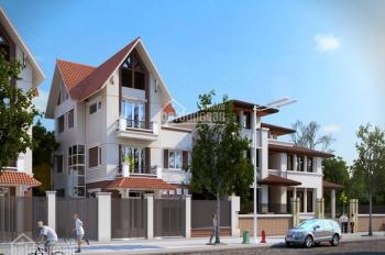 Bán căn biệt thự sổ đỏ 480m2 mặt tiền 24m khu đô thị Dương Nội, đường Tố Hữu, TP Hà Nội xây thô