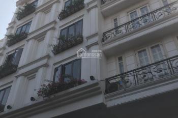 Bán nhà mặt phố Âu Cơ, đầu Xuân Diệu, DT: 132m2, MT 5,7m x 6T, đang kinh doanh tốt
