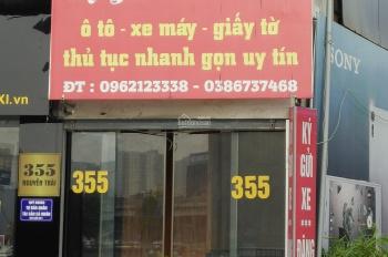 Cho thuê cửa hàng mặt ngã tư Khuất Duy Tiến Nguyễn Trãi