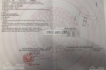 Cần tiền bán gấp đất đường Hưng Nhơn, xã Tân Kiên, Bình Chánh, SHR, 1,4tỷ, 89,5m2, Hiếu: 0902680537
