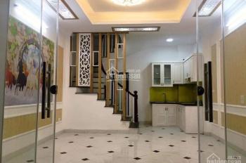 Bán Nhà đường Tam Trinh, yen duyên. HM. Dt 35m. 5tang. KD tốt giá 2.3ti 0913571773