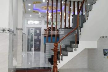 Cho thuê nhà nguyên căn 3 lầu, đường An Dương Vương. DT 4x18m, nhà mới chưa ở