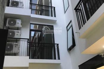 Chính chủ cần bán tòa nhà căn hộ ngõ phố Đào Tấn Linh Lang Cống Vị Ba Đình dt 200 m2 giá 24.5 tỷ