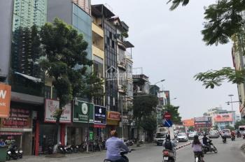 Chính chủ bán nhà mặt phố lớn Khâm Thiên, Đống Đa, Hà Nội (85m2*6T) thang máy