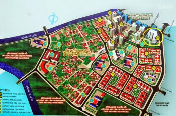 Chính chủ bán đất biệt thự Tây Nam Linh Đàm, DT 180m2, giá 9.5 tỷ, đường rộng 40m