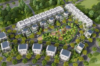 Bán nhà phố Lan Viên villa, bán nhanh loạt căn đẹp nhất 255m2 - 280m2
