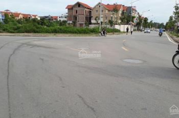 Chính chủ bán đất biệt thự Tây Nam Linh Đàm DT 180m2, giá 9.5 tỷ, đường rộng 40m