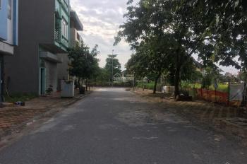 Bán đất tái định cư Trâu Quỳ, diện tích 44m2, đường bàn cờ có vỉa hè