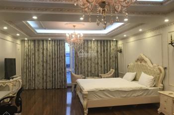 Cho thuê nhà phố Trần Duy Hưng, 5T x 68m2, nội thất Châu Âu