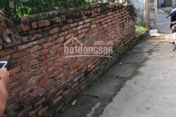 Giá cực rẻ! Bán đất thị trấn Trâu Quỳ, DT 73.5m2, MT 5.5m, đường rộng ô tô qua 3.5m