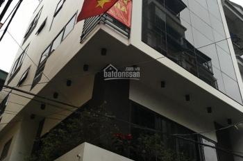 Bán gấp nhà phố Chùa Láng chỉ hơn 14 tỷ 65m2 xây 5 tầng lô góc vị trí kinh doanh cực tốt 0936181212