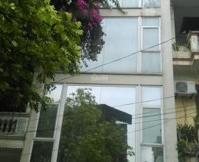 Cho thuê nhà mặt phố Trần Đăng Ninh. DT: 70m2 x 8 tầng, có thang máy giá thỏa thuận