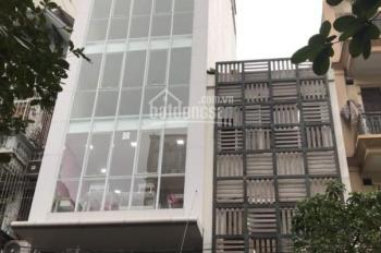 Bán gấp mặt phố Hoàng Cầu, 65m2 x 9 tầng x mặt tiền 5m, HĐ thuê 45 tr/tháng giá 26.5 tỷ, 0936274786