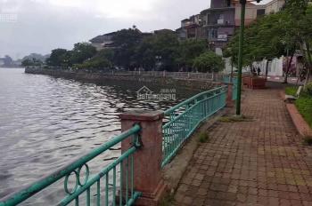 Bán nhà mặt phố An Dương Vương, Tây Hồ, 69m2, 3 tầng, mặt tiền thực tế 3.4m, trên sổ 5m, giá 4.6 tỷ