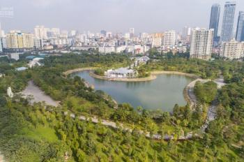 Bán suất ngoại giao căn 3 PN view công viên Cầu Giấy, tặng sổ tiết kiệm trị giá 70tr, CK lên tới 3%