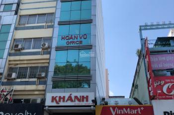 Bán gấp tòa nhà mặt tiền đường Ký Con, P. Nguyễn Thái Bình, Quận 1. Hầm, 7 lầu, thang máy