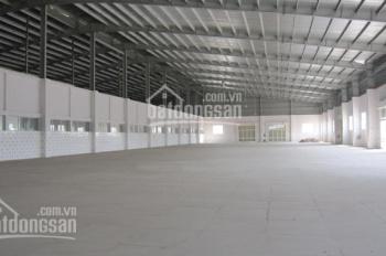 Cho thuê kho xưởng đường Mã Lò: DT 1000m2, giá rẻ 80tr/tháng Q. Bình Tân