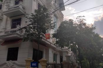 Bán biệt thự mặt phố Đại Yên, 520m2 x 3t, giá 150tr/m2, mặt tiền 20m, vị trí cực đẹp lô góc